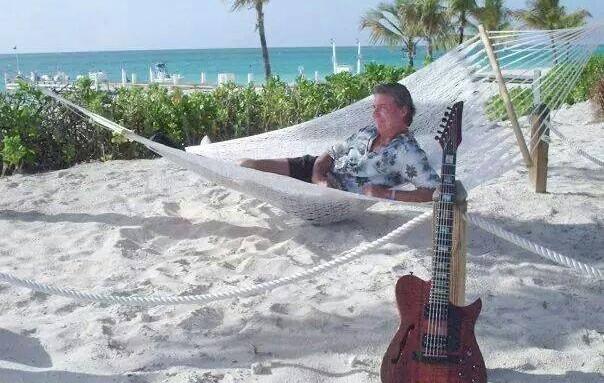 Joel hammock club med
